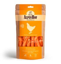 AlpenHof Chicken sausages / Лакомство Альпенхоф для Средних и Крупных собак Сосиски венские из Курицы