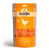 AlpenHof Soft chicken jerky / Лакомство Альпенхоф для Средних и Крупных собак Грудка Куриная нежная