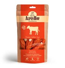 AlpenHof Beef kabobs / Лакомство Альпенхоф для Средних и Крупных собак Рулетики из Телятины