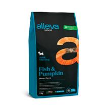 Alleva Natural Adult Mini Fish Pumpkin / Сухой корм Аллева для собак Мелких пород Рыба Тыква