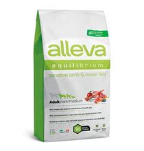 Alleva Equilibrium Adult Mini Medium Sensitive Lamb&Ocean Fish / Сухой корм Аллева для собак Мелких и Средних пород Ягненок Океаническая рыба