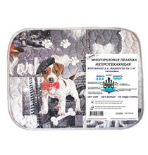 Show Dog / Пеленка Шоу Дог для животных Многоразовая 5-ти слойная