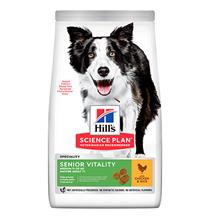 Hills Science Plan Senior Vitality 7+ Chicken / Сухой корм Хиллс для Пожилых собак Средних пород старше 7 лет Курица с рисом