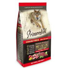 Primordial Adult Mini Grain free Holistic Wild Boar Lamb / Сухой корм Примордиал Беззерновой для собак Мелких пород Кабан Ягненок