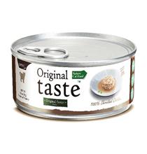 Pettric Original Taste 100% Shredded Chicken in Sauce / Беззерновые консервы Петрик для кошек Курица в соусе (цена за упаковку)