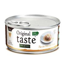 Pettric Original Taste Tuna Loin Flakes & Chicken in Sauce / Беззерновые консервы Петрик для кошек Тунец с курицей в соусе (цена за упаковку)