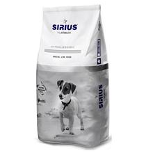 Sirius Platinum / Сухой корм Сириус Платинум для собак Малых пород Индейка с овощами