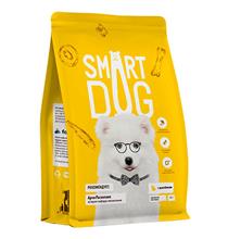 Smart Dog / Сухой корм Смарт Дог для Щенков всех пород с Цыпленком