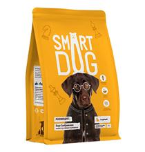 Smart Dog / Сухой корм Смарт Дог для взрослых собак Крупных пород с Курицей