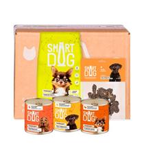 Smart Dog Smart Box / Рацион Смарт Дог для умных собак из Птицы