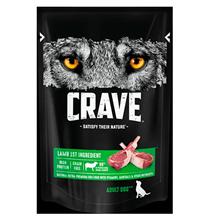 Crave Adult Dog Lamb / Беззерновые Паучи Крэйв для взрослых собак Ягненок (цена за упаковку)