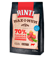 Rinti Max-i-Mum Rind / Сухой Беззерновой корм Ринти для собак Говядина