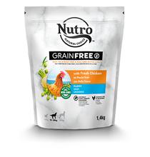 Nutro Puppy Fresh Chicken Grain free / Сухой Беззерновой корм Нютро для Щенков со свежей Курицей и экстрактом Розмарина