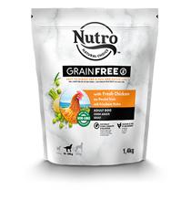 Nutro Adult Dog Mediuml Breed Fresh Chicken Grain free / Сухой Беззерновой корм Нютро для взрослых собак Средних пород со свежей Курицей и экстрактом Розмарина