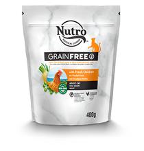 Nutro Adult Сat Fresh Chicken Grain free / Сухой Беззерновой корм Нютро для взрослых кошек со свежей Курицей и экстрактом Розмарина