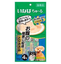 Inaba Ciao / Соус-лакомство Инаба для собак для Пищеварения с лакто- и бифидобактериями Курица
