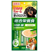 Inaba / Соус-лакомство Инаба для собак породы Такса для Поддержания здоровья Суставов и Позвоночника