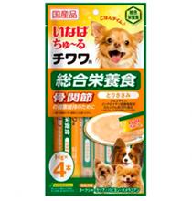 Inaba / Соус-лакомство Инаба для собак породы Чихуа-хуа для Поддержания здоровья Суставов и Костей