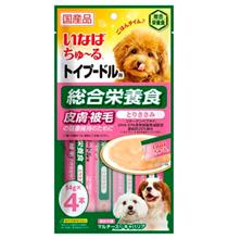Inaba / Соус-лакомство Инаба для собак породы Пудель Уход за кожей и шерстью