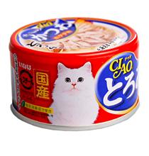 Inaba Ciao / Консервы Инаба для кошек Сельдь филе Курицы Тунец (цена за упаковку)