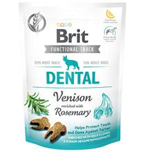 Brit Care Dental Venison / Лакомство Брит для собак Защита зубов и десен