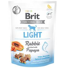 Brit Care Light Rabbit / Лакомство Брит для собак Поддержка оптимального веса