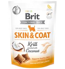 Brit Care Skin & Coat Krill / Лакомство Брит для собак Здоровая кожа и шерсть