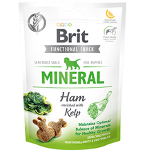 Brit Care Mineral Ham for Puppies / Лакомство Брит для Щенков с Минералами