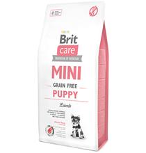 Brit Care Puppy Mini Grain free Lamb / Сухой Беззерновой корм Брит для Щенков Мелких пород Ягненок