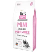 Brit Care Adult Mini Grain free Yorkshire / Сухой Беззерновой корм Брит для Йоркширских терьеров