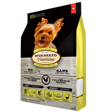 Oven-Baked Tradition Adult Dog Small Breeds Chicken / Сухой корм Овен Бейкед для взрослых собак Мелких пород Курица