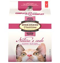 Oven-Baked Tradition Nature's Code Adult Cat Grain free Chicken / Сухой Беззерновой корм Овен Бейкед для Котят и взрослых кошек Курица