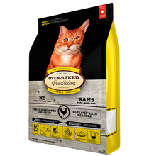 Oven-Baked Tradition Adult Cat Chicken / Сухой корм Овен Бейкед для взрослых кошек Курица