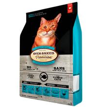 Oven-Baked Tradition Adult Cat Fish / Сухой корм Овен Бейкед для взрослых кошек Рыба