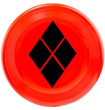 Buckle-Down / Игрушка Бакл-Даун для собак Фрисби Харли Квинн красный