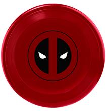 Buckle-Down / Игрушка Бакл-Даун для собак Фрисби Дэдпул красный