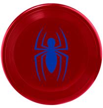 Buckle-Down / Игрушка Бакл-Даун для собак Фрисби Человек-паук красный