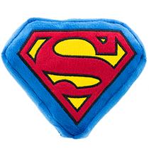Buckle-Down / Игрушка-пищалка Бакл-Даун для собак Супермен мультицвет