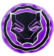 Buckle-Down / Игрушка-пищалка Бакл-Даун для собак Чёрная Пантера черный
