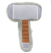 Buckle-Down / Игрушка Бакл-Даун для собак Молот Тора мультицвет