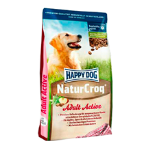 Happy Dog NaturCroq Adult Active / Сухой корм Хэппи Дог НатурКрок для Активных собак