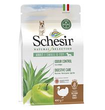 Schesir Natural Selection Dog Adult Small Toy Grain free Turkey / Сухой Беззерновой корм Шезир для собак Мелких и Декоративных пород Индейка