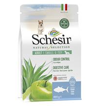 Schesir Natural Selection Dog Adult Small Toy Monoprotein Tuna / Сухой Монопротеиновый корм Шезир для собак Мелких и Декоративных пород Тунец