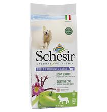 Schesir Natural Selection Dog Adult Medium Large Gluten free Lamb / Сухой Безглютеновый корм Шезир для собак Средних и Крупных пород Ягненок