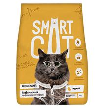 Smart Cat / Сухой корм Смарт Кэт для взрослых кошек с Курицей