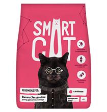 Smart Cat / Сухой корм Смарт Кэт для взрослых кошек с Ягненком