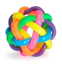 Camon / Игрушка Камон для собак Мяч цветной Плетеный