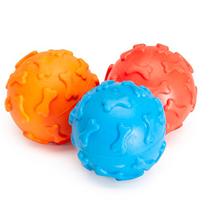 Camon / Игрушка Камон для собак Мяч с пищалкой Цвета в ассортименте