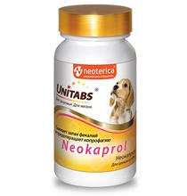 Unitabs Neokaprol / Кормовая добавка Юнитабс для щенков и собак