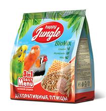 Happy Jungle 3in1 Daily Menu / Корм Хеппи Джангл для декоративных птиц Универсальный